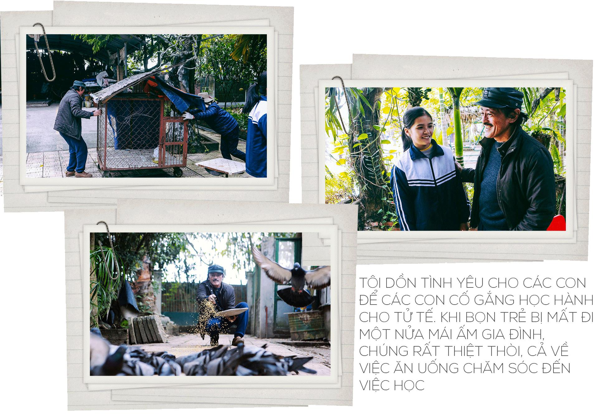 Nghệ sĩ Giang Còi: Ở nhà vườn rộng 10.000m2, tôi khổ còn hơn nông dân - 7