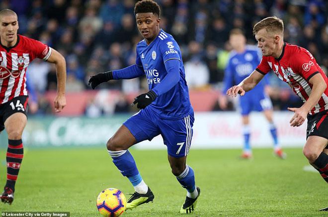 """Leicester - Southampton: Thẻ đỏ và 2 đòn """"chí mạng"""" - 1"""