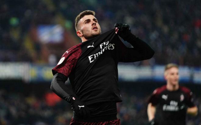 Sampdoria - AC Milan: Tưng bừng cú đúp trong hiệp phụ - 1