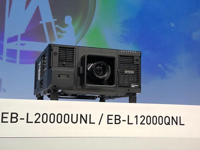"""Epson khoe máy chiếu 4K có độ sáng """"khủng"""" nhất thế giới"""