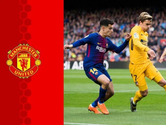 """MU mua Coutinho đắt nhất Ngoại hạng Anh: Barca lo sốt vó vì """"siêu cò"""""""
