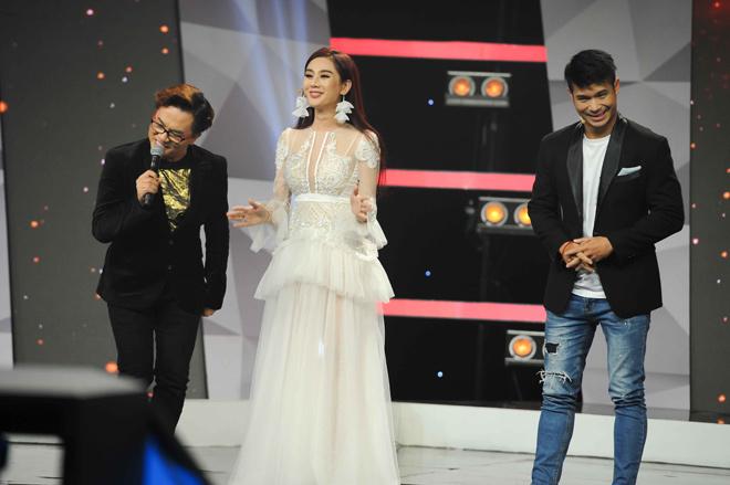 Lâm Khánh Chi bị MC Đại Nghĩa chê muối mặt trên sóng truyền hình - 1
