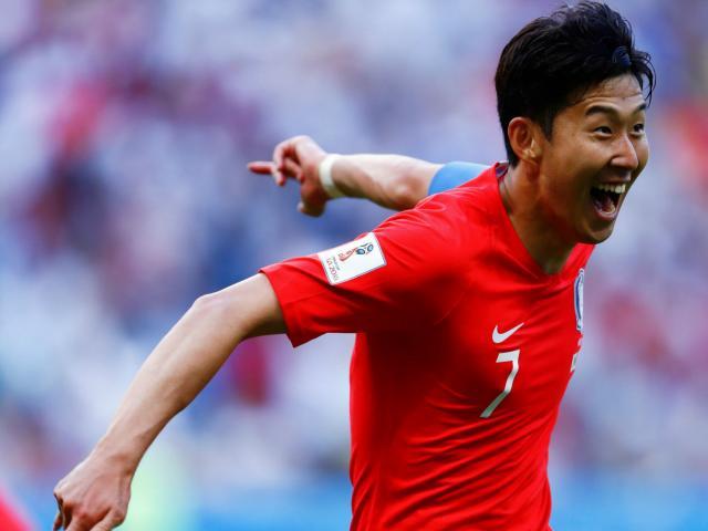 """Ronaldo Hàn"" Son Heung Min đến Asian Cup chờ ""giải sầu"" thua MU"