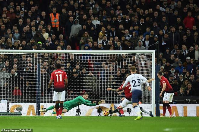 """De Gea 11 pha cứu thua kinh điển, MU hạ Tottenham: """"Hôm nay là ngày của tôi"""" - 1"""