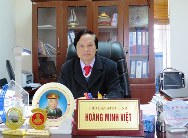 Has Vice President of the Safety Department of Ha Tinh does not have to re-appoint the new office? - 1