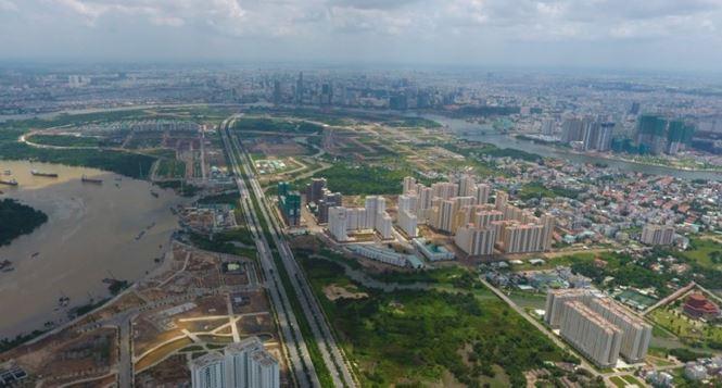 TPHCM xin Thủ tướng giảm quy mô dự án tỷ USD ở Thủ Thiêm - 1