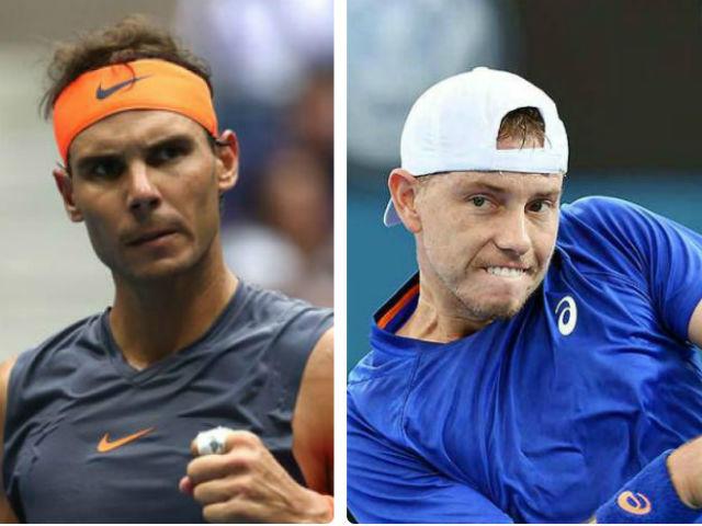 Trực tiếp Nadal - Duckworth: Gay cấn cuộc giằng co cuối set 3 (KT)