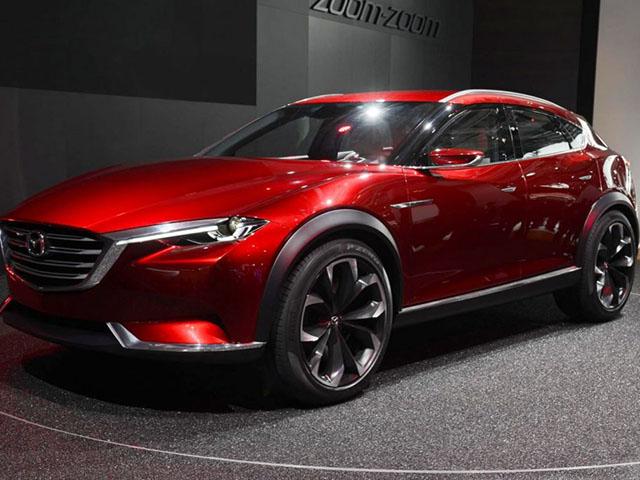 Mazda sắp ra mắt mẫu crossover CX-3 thế hệ mới