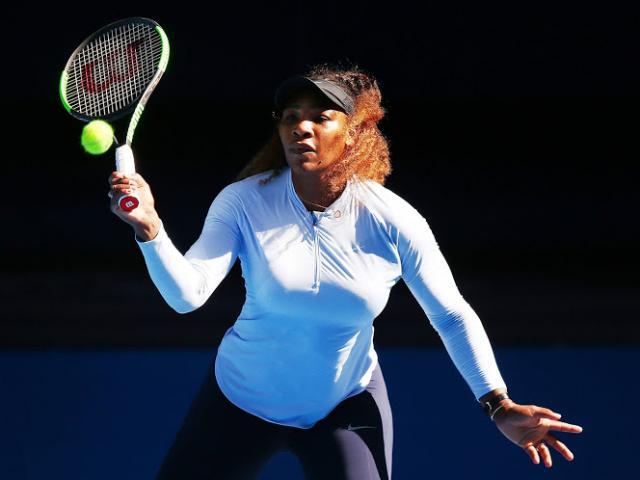 """Serena - Maria: Uy lực khủng khiếp """"Tượng đài banh nỉ"""""""
