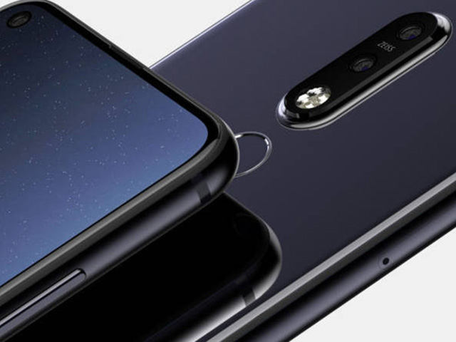Nokia 8.1 Plus sắp tới chính là Nokia 6.2, đẹp hơn iPhone