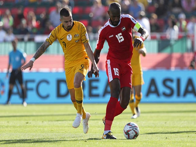 Asian Cup on January 15: pair
