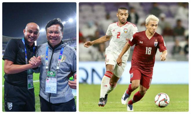 """HLV Thái Lan phát biểu khi vào vòng 1/8: Tuyên chiến """"ông trùm"""" Hàn Quốc - 1"""