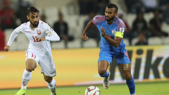 Asian Cup, Ấn Độ - Bahrain: Bi kịch 11m phút cuối - 1
