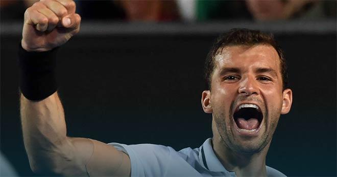 Australian Open ngày 3: Dimitrov, Kerber giành vé đi tiếp - 1
