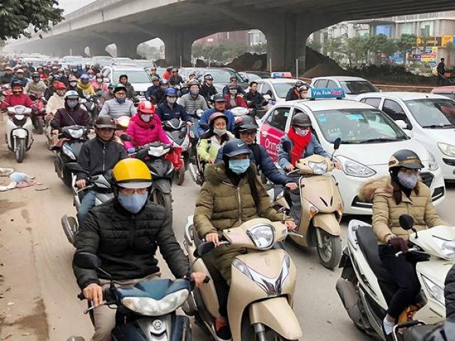 Tin tức trong ngày - Đề xuất cấm xe máy từ vành đai 3 ở Thủ đô