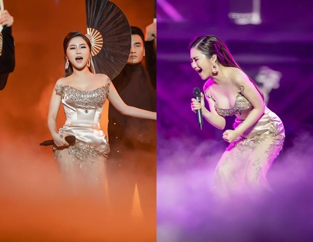Váy mỏng mặc giữa Hà Nội 14 độ của Hương Tràm đẹp nhất tuần - 1