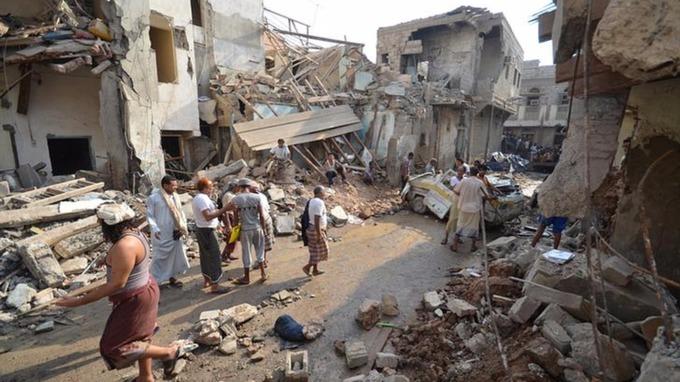 ĐT Việt Nam - Yemen: Kỳ tích của đối thủ phải đá bóng dưới trời tên lửa bay - 1