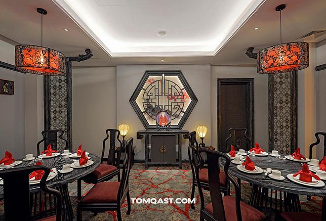 Lạc vào thế giới Trung Hoa sang trọng tại nhà hàng đẳng cấp nhất Hà Nội - 1
