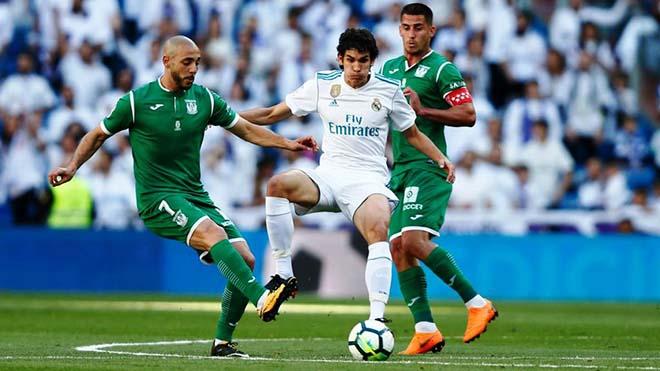 Leganes - Real Madrid: Dấu hỏi siêu sao Bale - Modric, ngóng địa chấn - 1
