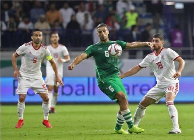 Asian Cup, Iran - Iraq: Giằng co đến cùng tranh ngôi số 1 - 1
