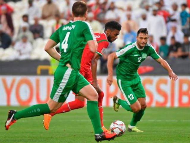 Asian Cup, Oman - Turkmenistan: Bàn thắng phút bù giờ, triệu fan Việt sững sờ