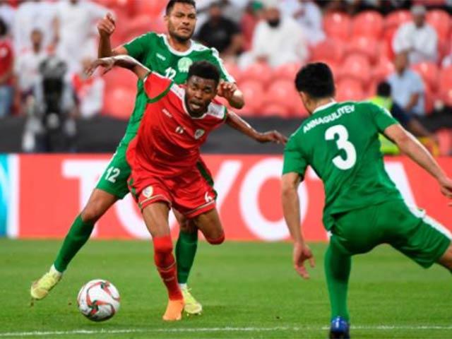 Trực tiếp Asian Cup, Oman - Turkmenistan: Bàn thắng ở phút 90+3 (KT)