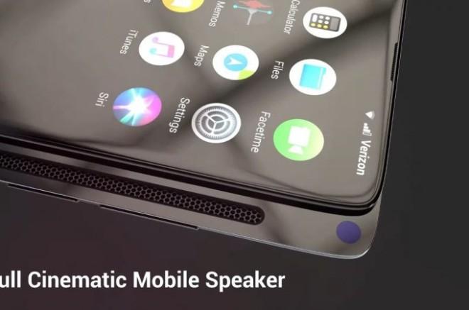 Chiêm ngưỡng iPhone XSlide dạng trượt đẹp như mơ - 1