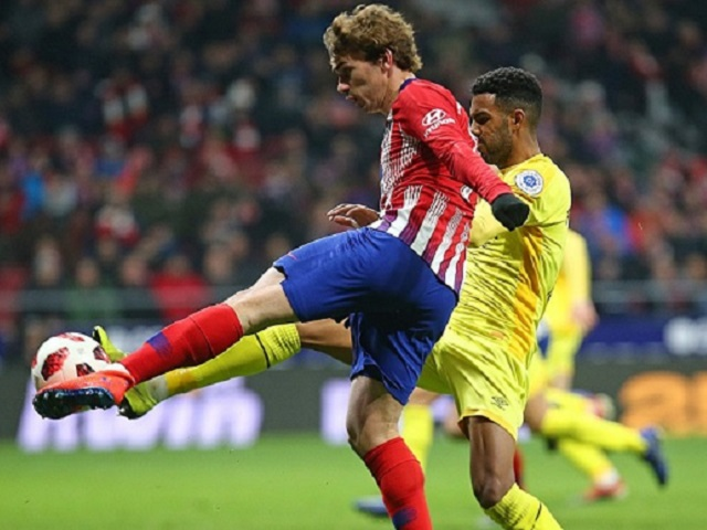 Video, football results Atletico - Girona: Pursuing 6 goals, bitter end
