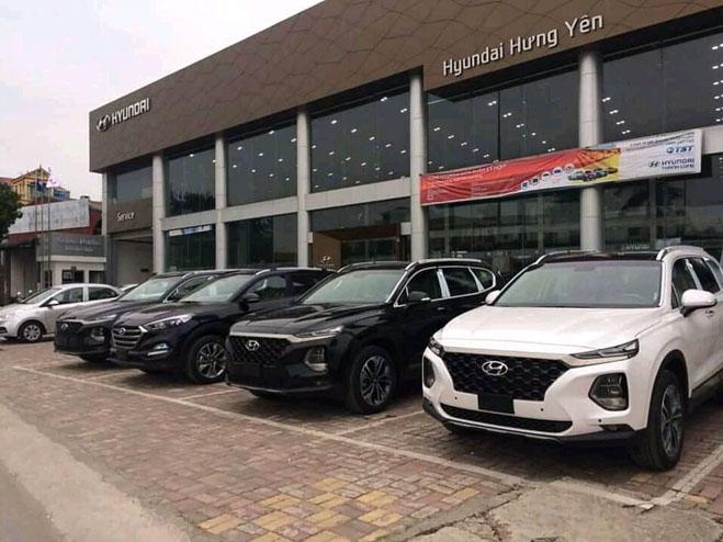 Giá xe Hyundai SantaFe 2019 cập nhật mới nhất sau khi ra mắt thị trường ô tô Việt - 1