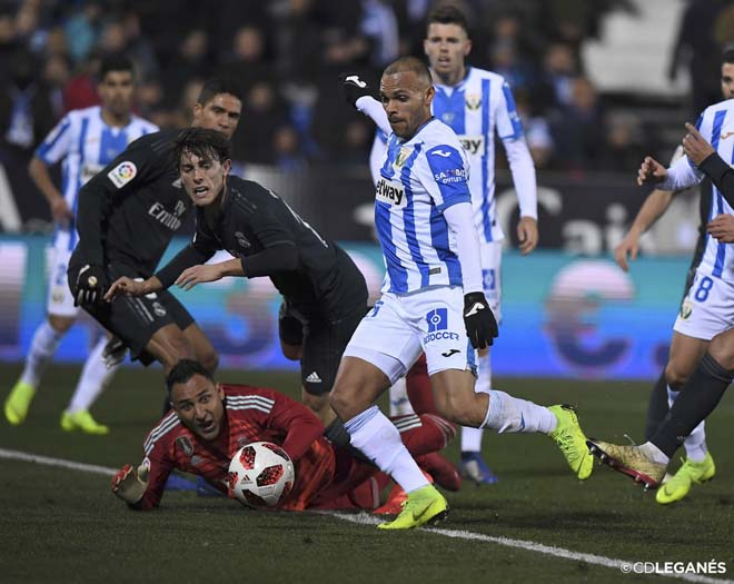 Leganes - Real Madrid: The Legs of Power - Implemented Joy - 1