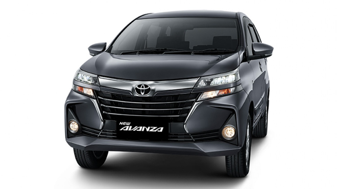 Toyota Advances 2016 version Facelift launches with a new look, priced at VND 311 million - 1