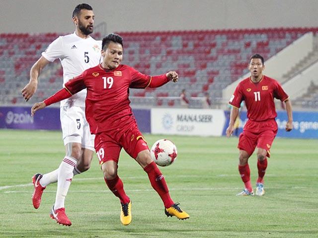 2 trận Jordan không thể thắng ĐT Việt Nam: Coi chừng 30 phút cuối đáng sợ