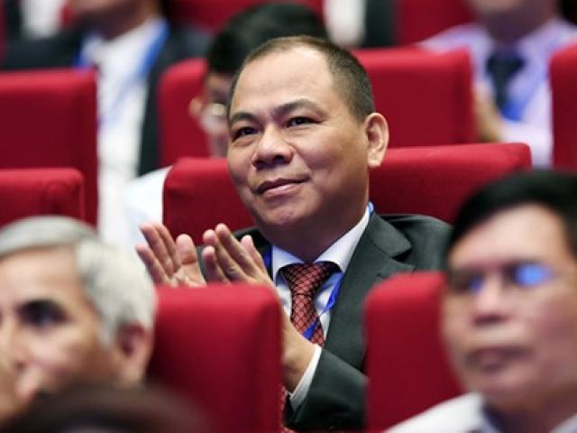 Kinh doanh - Tỷ phú Phạm Nhật Vượng đang giàu hơn tổng tài sản 23 tỷ phú Việt cộng lại