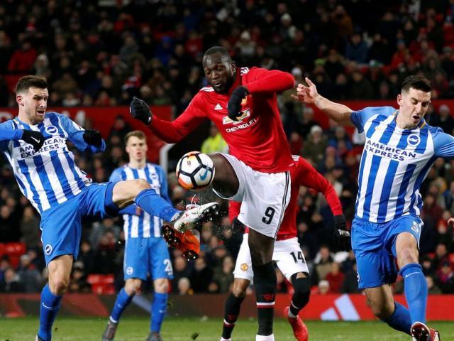 Trực tiếp bóng đá MU – Brighton: Chờ chiếm chỗ của Arsenal