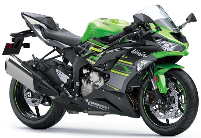 Super Motorcycle 2019 Kawasaki Ninja ZX-6R officially closed the sales price - 1