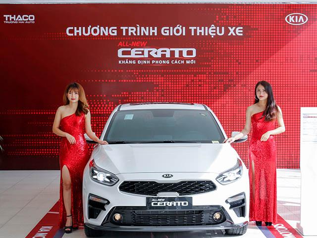 Kia công bố doanh số năm 2018: Morning và Cerato là hai mẫu xe bán chạy nhất