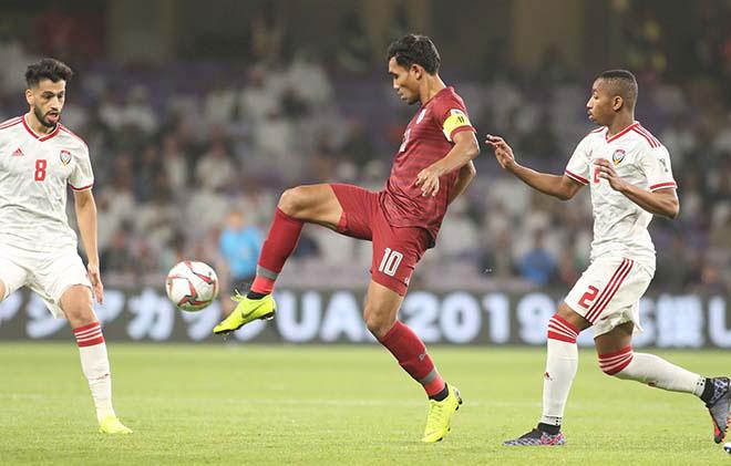 Asian Cup, Thái Lan - Trung Quốc: Cân tài cân sức, giành giật cơ hội - 1