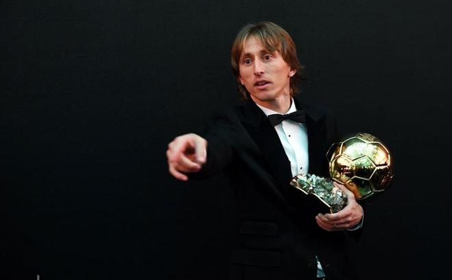 """Không thể """"gánh team"""" như Ronaldo: Quả bóng Vàng Modric gây tranh cãi - 1"""