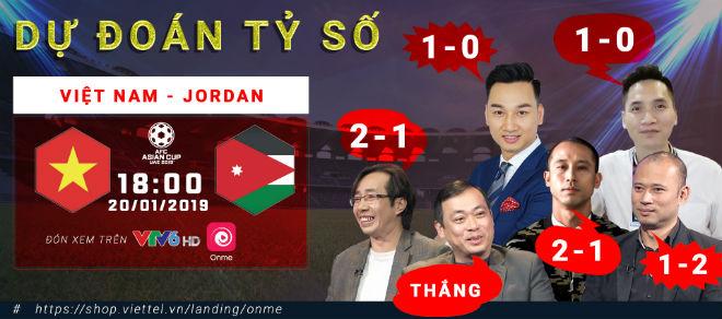 Việt Nam - Jordan: Chờ khoảnh khắc lịch sử của thầy trò Park Hang Seo - 1