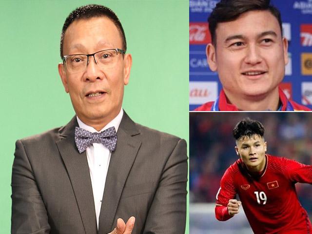 """24h HOT: MC Lại Văn Sâm """"phát hiện"""" trùng hợp bất ngờ giúp VN thắng Jordan - 1"""