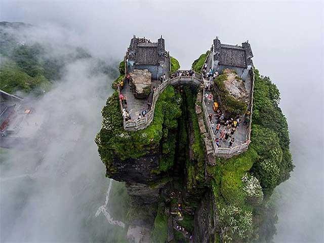 """Sửng sốt trước """"thành phố bầu trời"""" mà người Trung Quốc bảo tồn hơn 500 năm - 1"""
