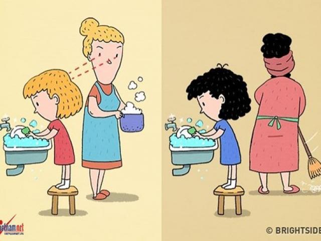 10 điều giúp cha mẹ dạy con phát triển toàn diện
