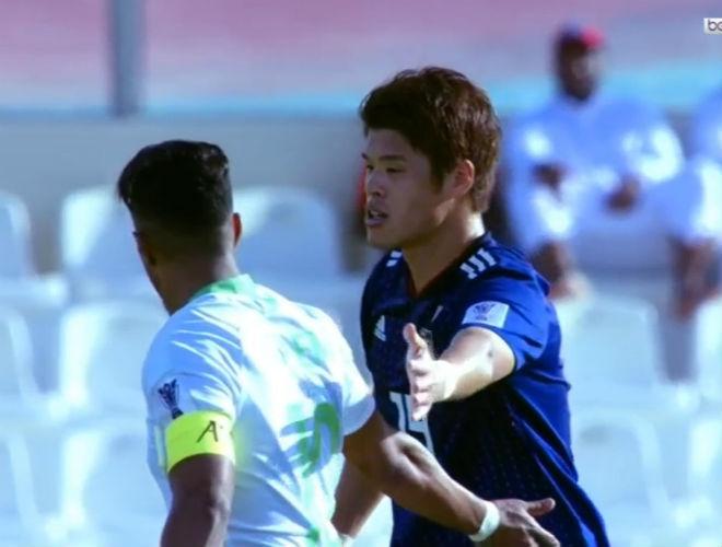 Asian Cup, Japan - Saudi Arabia: Light of the lights touching tickets to meet Vietnam (1st half) - 1