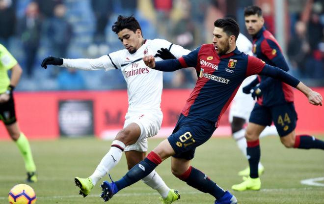 Genoa - AC Milan: 11 phút bùng nổ, bứt phá ngoạn mục - 1