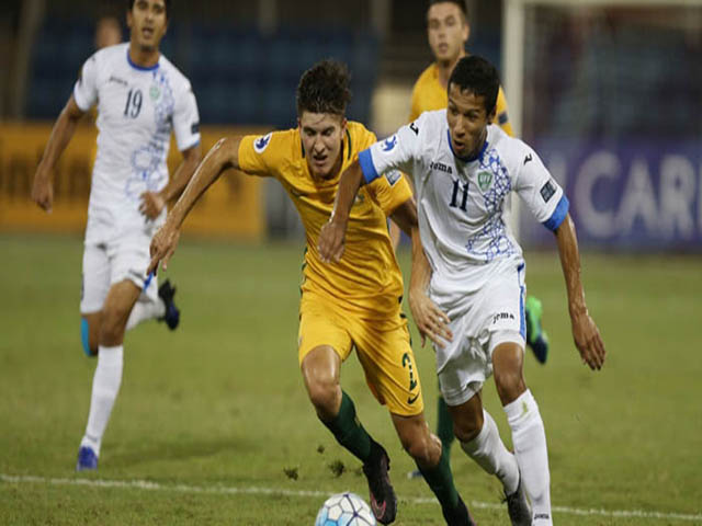 Asian Cup, Australia - Uzbekistan: Nghẹt thở penalty, vé cho người xứng đáng