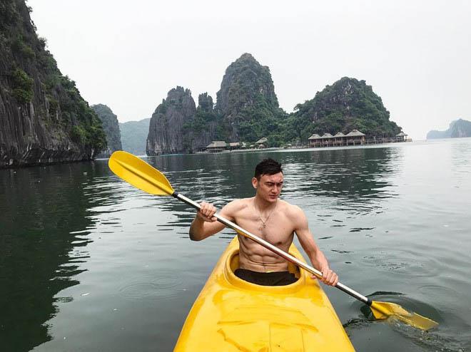 """Dân mạng phát sốt với clip Đặng Văn Lâm nhảy """"Như lời đồn"""" của Bảo Anh - 1"""