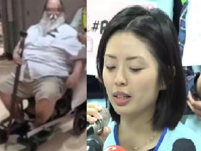 """Nữ tiếp viên hàng không Đài Loan khổ sở vì bị khách ép lau """"chỗ hiểm"""""""