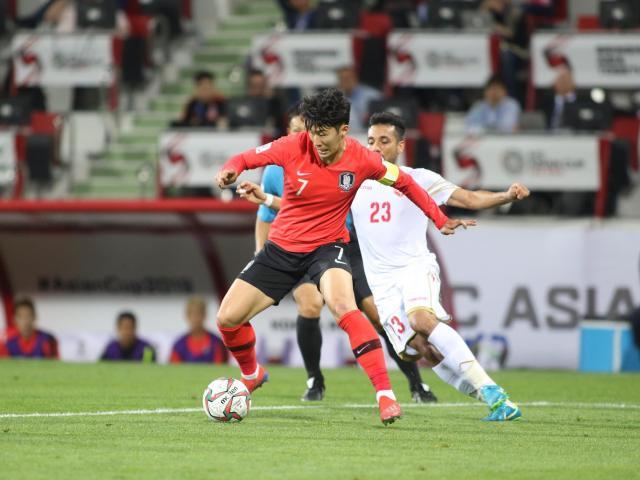 Asian Cup Hàn Quốc - Bahrain: Khó khăn bất ngờ, căng thẳng ở hiệp phụ