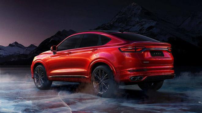 """SUV thể thao Trung Quốc tiếp tục lộ ảnh nội thất """"cực chất"""" - 7"""