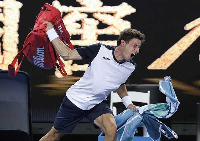 Australian Open ngày 8: Mỹ nhân Svitolina và niềm tự hào châu Á đi tiếp - 1